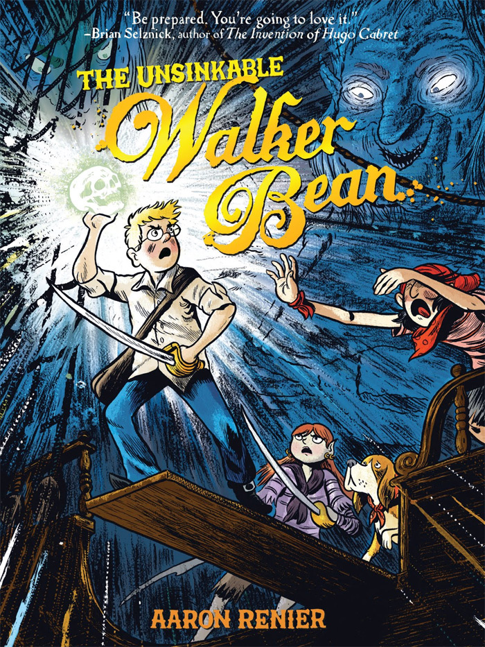 Walker Bean cover
